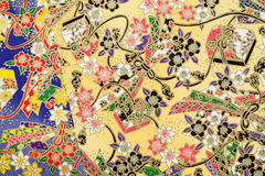 Japanese pattern Royalty Free Stock Image