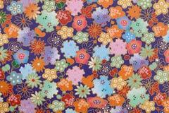 Japanese pattern paper Royalty Free Stock Photo