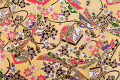 Japanese pattern paper Stock Images
