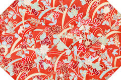 Japanese pattern paper Royalty Free Stock Photography