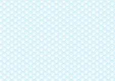 Japanese pattern. Vector illustration. Stock Photos