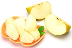 Japanese pear Stock Photography