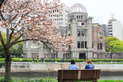 Hiroshima Travel Stock Image