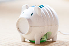 Japanese pig like insecticide device Royalty Free Stock Image