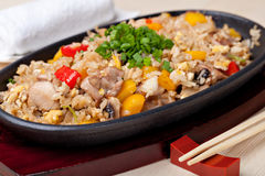 Japanese pilaf Royalty Free Stock Photos