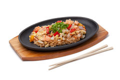 Japanese pilaf Stock Photography