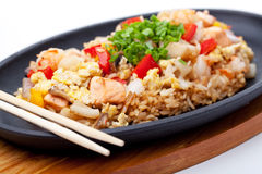 Japanese pilaf Stock Photos