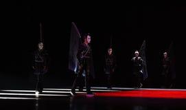 """The Japanese pirates -Dance drama""""Mei Lanfang"""" Stock Image"""