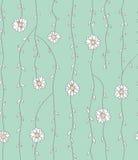 Japanese plant pattern stock illustration