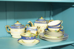 Japanese porcelain Stock Image