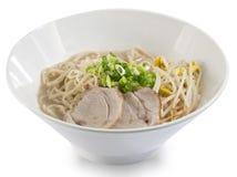 Japanese  pork noodle Stock Image