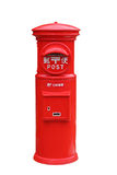 Japanese post box Stock Photos