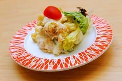 Japanese potato salad Royalty Free Stock Image