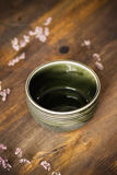 Japanese Pottery Royalty Free Stock Images