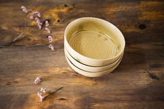 Japanese Pottery Stock Photos