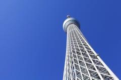 Japanese radio tower Royalty Free Stock Image