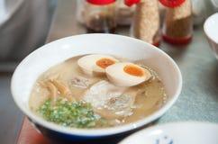 Japanese ramen noodle Royalty Free Stock Photos