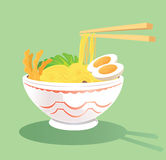Japanese Ramen Stock Images