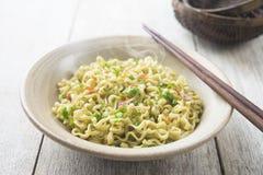 Japanese ramen noodles Stock Image