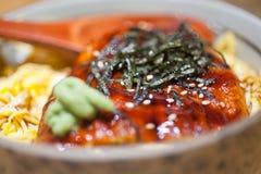 Japanese ramen noodles Royalty Free Stock Photo