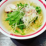 Japanese Ramen Soup. This is a Japanese ramen soup Royalty Free Stock Image
