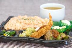 Japanese ready-made lunchbox, Bento Stock Photos