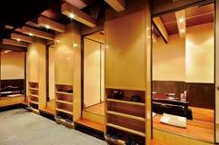 Japanese Restaurant Royalty Free Stock Photography