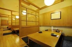 Japanese Restaurant Stock Image