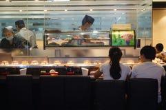 Japanese Restaurant Stock Photos