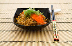 Japanese rice, Royalty Free Stock Photo