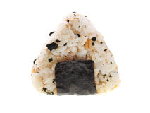 Japanese Rice Ball Royalty Free Stock Image