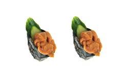 Japanese rice sushi Stock Photography