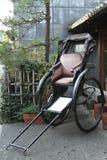 Japanese Rickshaw royalty free stock photo