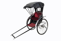 Japanese Rickshaw Stock Images