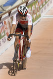 Japanese Rider at Asian Cycling Championships 2012 Stock Photography
