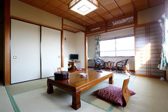 JAPANESE ROOM Stock Photos