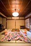 Japanese room Royalty Free Stock Images