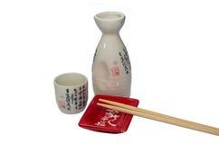 Japanese sake Stock Images