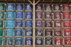 Japanese sake Stock Photography