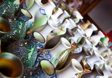 Free Japanese Sake Jar Pottery Stock Images - 8936104