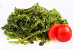 Japanese salad Stock Photography