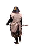 Japanese samurai-Masamune date Royalty Free Stock Photo