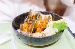 Japanese sashimi Stock Photography