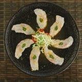 Japanese Sashimi Royalty Free Stock Images