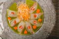 Japanese Sashimi Royalty Free Stock Photo