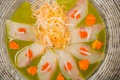 Japanese Sashimi Royalty Free Stock Image