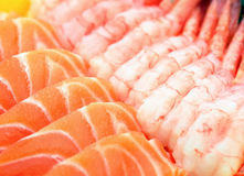 Japanese sashimi Royalty Free Stock Image