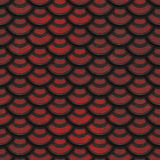 Japanese scales seamless texture Stock Image