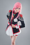 Japanese school uniform Royalty Free Stock Photography