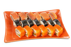 Japanese seafood Royalty Free Stock Photography